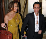 Jennifer Lopez and Marc Anthony attend a press conference in Milan, Italy - July 1, 2008 - 9x