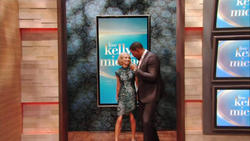 Kelly Ripa - Live with Kelly & Michael - 2013-9-26 (requested caps x20)