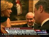 "MIKA BRZEZINSKI dress ""Morning Joe"" (April 30, 2009) - *bare shoulder dress*"