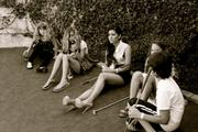 Ariana Grande - Miniature Golf with fans in Myrtle Beach