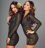Nikki & Brie Bella - Diva Focus Shoot, January 20, 2010