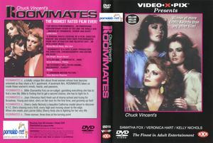 Roommates / Сожители (Chuck Vincent, Platinum Pictures / VideoXPix) [1982 г., All Sex,Classic, DVDRip]