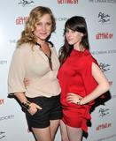 "Jessica Capshaw & Sasha Spielberg @ The Cinema Society with Alice + Olivia host a Screening of ""The Art of Getting by"" in NYC 
