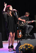 Martina McBride - Leggy in Nashville (08/21/12)
