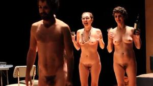 See Naked Brazilian Theater