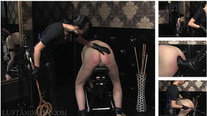 Lust and Pain: Spanking 04