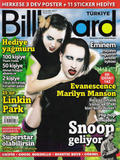 Amy Lee of Evanescence ~ Old European Billboard Magazine Cover HQ