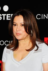 Jennifer Tilly @ 'Safe' New York Screening (4/16/12)
