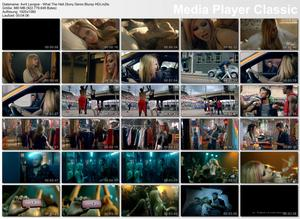 Avril Lavigne - What The Hell - HD 1080p DTS