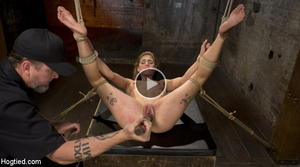 Hogtied - Dec 22, 2016 - Sydney Cole , The Pope