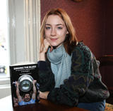 Сирша Ронан, фото 93. Saoirse Ronan Launches Paul Huggard's GAA book of stories 'Singing The Blues' at Heddigans Pub in Dublin - 11.12.2011, foto 93